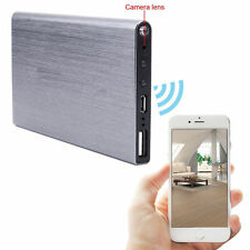 FULL HD 1080P DVR Power Bank WiFi Hidden Camera Motion Detection Night Vision