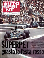 Autosprint 28 1974 Lotus JPS Ronnie Peterson /  [SC.36]