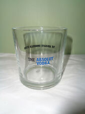 Absolut Vodka - Rocks - Liquor - Drinking Glass - Umbrella Stand - New