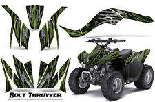 KAWASAKI KFX 90 2007-2012 GRAPHICS KIT CREATORX DECALS BOLT THROWER GA