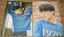EXO EX'ACT LUCKY ONE SMTOWN COEX Artium SUM GOODS CHEN POST CARD POSTCARD NEW