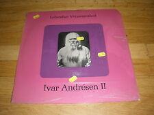 LEBENDIGE VERGANGENHEIT ivar andresen II LP Record - sealed