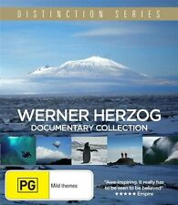 Werner Herzog Documentary Collection (Blu-ray, 2013, 2-Disc Set) - Sealed