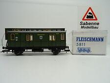 FLEISCHMANN H0 5811 2-achsiger Postwagen der KPEV Ep.I NEU/OVP C628