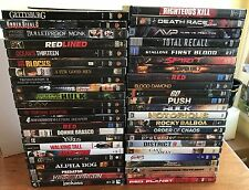 Wholesale Lot 46 ACTION DVDs Free shipping