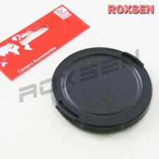 55mm Plastic Snap on Front Lens Cap Cover for DC SLR DSLR camera DV Canon Sony