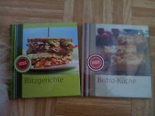 essen und trinken 2 rezeptbücher blitzgerichte bistro-küche
