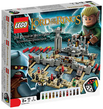 NEW LEGO 50011 Battle Helms Deep Lord Of The Rings LOTR Board Game *USA SELLER*