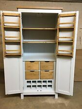 NEW Deep Kitchen Larder Cupboard. BESPOKE. CAN BE MADE ANY SIZE OR COLOUR!