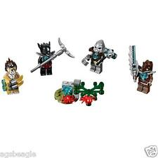 Lego 850910 Legend of Chima Minifigure Accesory Set Brand New Sealed Agsbeagle