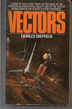 VECTORS ~ ACE 86057 1979 2ND CHARLES SHEFFIELD COVER ATTILA HEJA