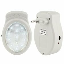 13 LED Rechargeable Emergency Night Light Power Failure Outage Automatic Lamp