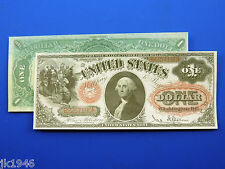 Replica $1 1878 Legal Tender Note US Paper Money Currency Copy