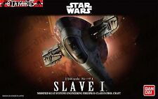 Slave I Star Wars Model Scale 1/144 Model Kit Bandai Japan