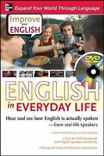 ENGLISH IN EVERYDAY LIFE  with DVD By Stephen E. Brown and Ceil Lucas
