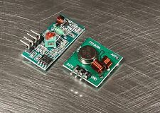 315 Mhz Wireless Transmitter and Receiver Link Kit Module for Arduino