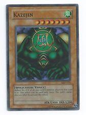 Yu-Gi-Oh Metal Raiders Unlimited #MRD26 Kazejin