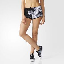 NEW adidas Originals White Smoke Shorts by Rita Ora  Women's U.S. LARGE S23663