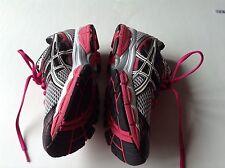 Women's Asics Gel Cumulus 14 Pink Black Size 8