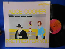 ALICE COOPER pretties for you  ORIG US EXC+