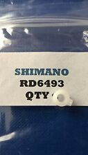 ONE NEW SHIMANO REAR WORM BUSHING, REF# RD6493. APPLICATIONS BELOW.