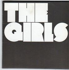 (FG325) The Girls, Rush - DJ CD