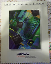 Applied Micro Circuts Corporation S5933 PCI Controller Data Book 1997