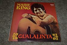 Marie King~Qualalinta~Bonanza Records B-29626~Western Vocal~Canadian IMPORT