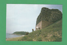 CHINA POSTCARD THE OLD DRAGON'S HEAD EAST END OF THE GREAT WALL CHROME 1980's