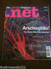 .NET MAGAZINE # 10 - WWW UNRAVELLED - SEPT 1995