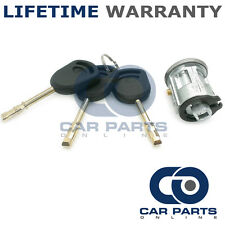 FOR FORD ESCORT 1985-2001 IGNITION SWITCH LOCK BARREL INCLUDES 3 KEYS