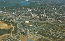 AG (A) Aerial View of the City of Chattanooga, Tennessee