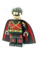 Custom Minifigure Red Robin Version2 (Batman) Printed on LEGO Parts