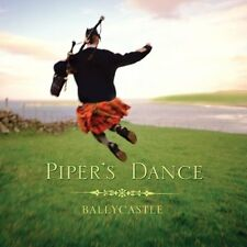 Piper's Dance - Ballycastle - Celtic / Bagpipes (CD 2007) New/Sealed