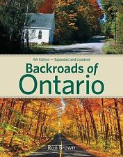 Backroads of Ontario, Brown, Ron, Good Book