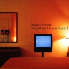 Depeche mode only when i lotti Myself (1998, #8860402) [Maxi-CD]