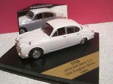 SUPERBE JAGUAR MKII 3,4L old english white 1960  neuf boite 1/43 VITESSE