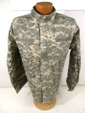 US Army ACU Digital Camouflage Combat Uniform Coat or Shirt Size: Large-Regular