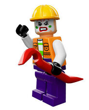 NEW LEGO JOKER'S GOON MINIFIG figure minifigure 76013 batman dc henchman