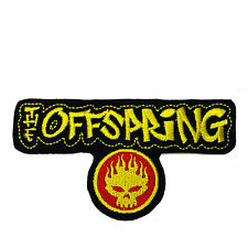 THE OFFSPRING Embroidered Rock Band Iron On or Sew On Patch UK SELLER Patches
