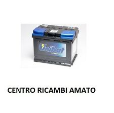 BATTERIA AUTO VEICOLI UNIBAT 80 AH 12V NO BOSCH NO FIAMM PER FIAT REGATA 100TD