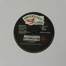 "THE SELF DESTRUCTERS 'MISSION IMPOSSIBLE' UK 7"" SINGLE"