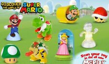2017 MCDONALD'S SUPER MARIO - COMPLETE SET - ON HAND - READY TO SHIP