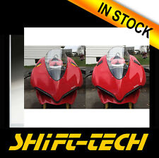 ST1130 DUCATI PANIGALE 959 MIRROR BLOCK OFF PLATE  LED TURN SIGNALS