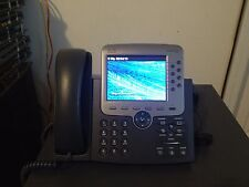 CISCO CP-7975G 7975G VOIP IP Office Phone