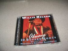 Always: 20 Superb Songs by Willie Nelson (CD, Feb-1999, Prism)