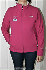 veste zippée rose ultra trail du Mont Blanc THE NORTH FACE tnf apex T L/G