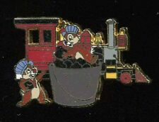 Railroad Mickey and Friends Train Chip Dale Ward Kimball Disney Pin 67700