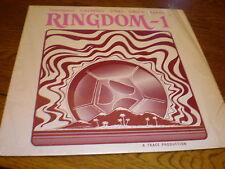 Ringdom - 1 LP Trinidad Calypso Steel Drums Band