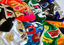 25 Mixed KIDS Lucha Libre Wrestling Masks NEW tna wwe Luchador Mexico wholesale